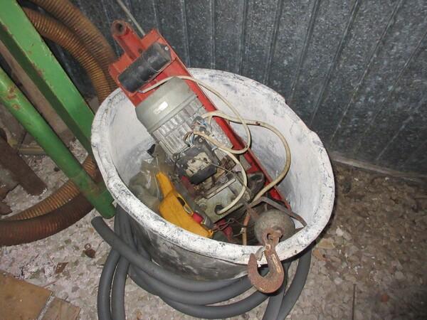 17#6166 Trapano Hilti e attrezzature edili in vendita - foto 77