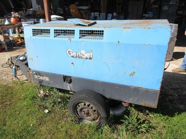 17#6166 Trapano Hilti e attrezzature edili in vendita - foto 91