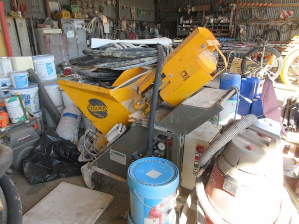 17#6166 Trapano Hilti e attrezzature edili in vendita - foto 94