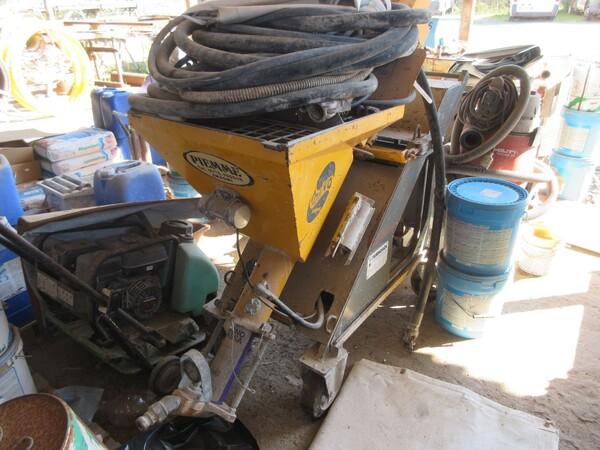 17#6166 Trapano Hilti e attrezzature edili in vendita - foto 95