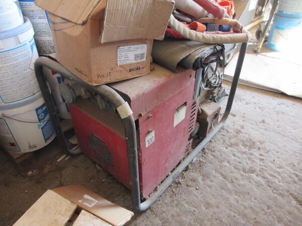 17#6166 Trapano Hilti e attrezzature edili in vendita - foto 101
