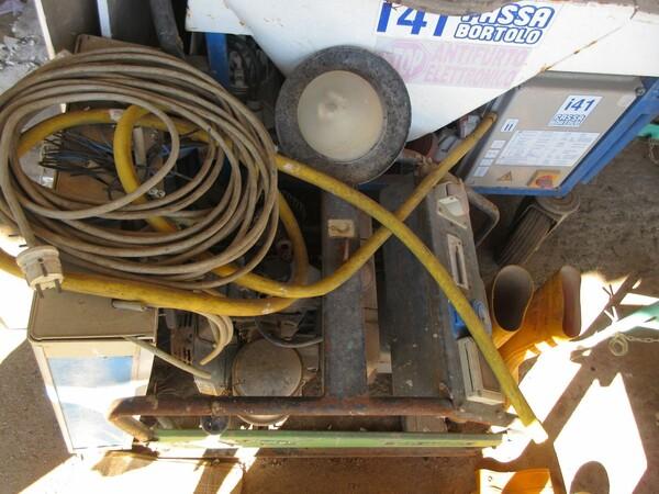 17#6166 Trapano Hilti e attrezzature edili in vendita - foto 103