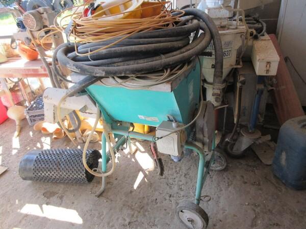 17#6166 Trapano Hilti e attrezzature edili in vendita - foto 109