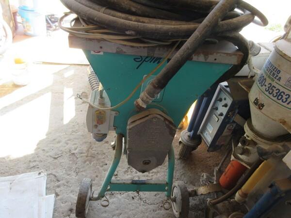 17#6166 Trapano Hilti e attrezzature edili in vendita - foto 110