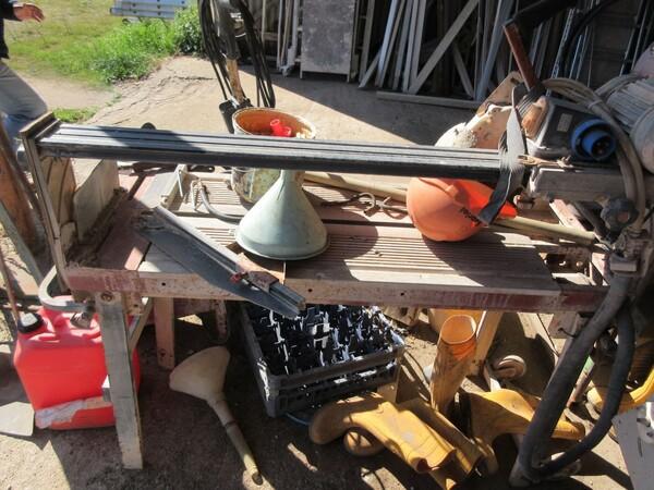 17#6166 Trapano Hilti e attrezzature edili in vendita - foto 114