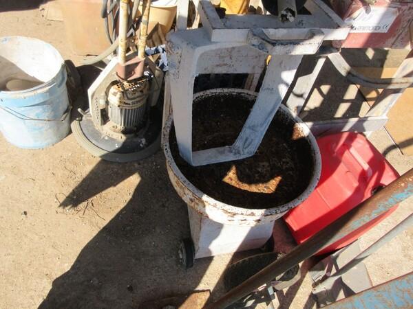17#6166 Trapano Hilti e attrezzature edili in vendita - foto 120