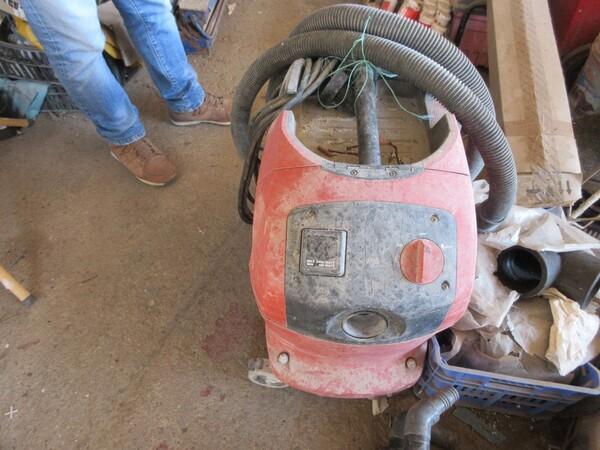 17#6166 Trapano Hilti e attrezzature edili in vendita - foto 128