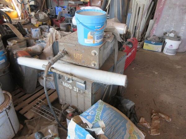 17#6166 Trapano Hilti e attrezzature edili in vendita - foto 130