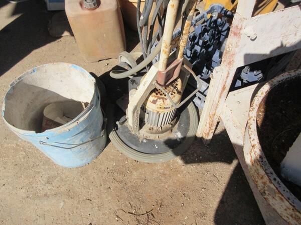17#6166 Trapano Hilti e attrezzature edili in vendita - foto 135