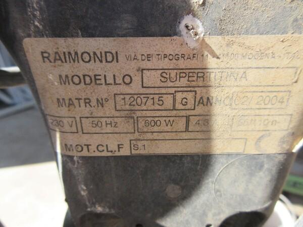 17#6166 Trapano Hilti e attrezzature edili in vendita - foto 136
