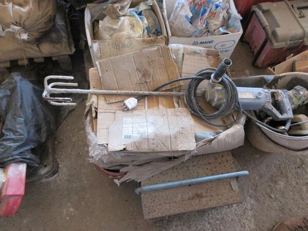 17#6166 Trapano Hilti e attrezzature edili in vendita - foto 144