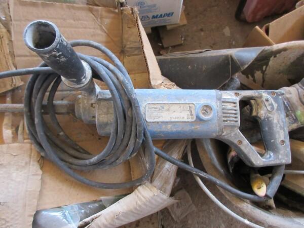 17#6166 Trapano Hilti e attrezzature edili in vendita - foto 145
