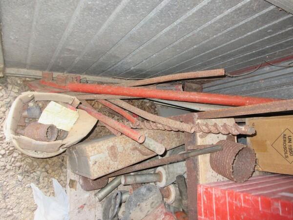 17#6166 Trapano Hilti e attrezzature edili in vendita - foto 158