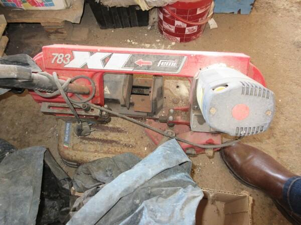 17#6166 Trapano Hilti e attrezzature edili in vendita - foto 161