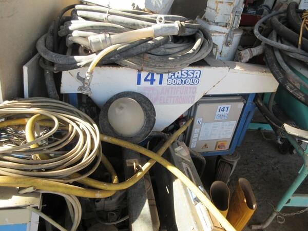 17#6166 Trapano Hilti e attrezzature edili in vendita - foto 169