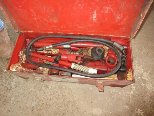 17#6166 Trapano Hilti e attrezzature edili in vendita - foto 175