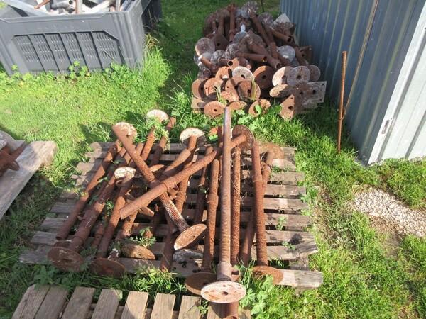 17#6166 Trapano Hilti e attrezzature edili in vendita - foto 196