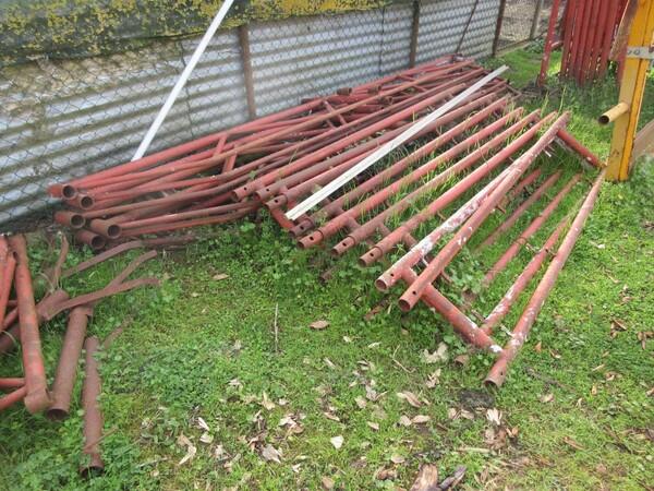 17#6166 Trapano Hilti e attrezzature edili in vendita - foto 202