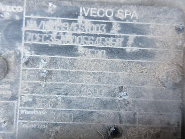 2#6166 Autocarro Iveco 35/E4 in vendita - foto 18