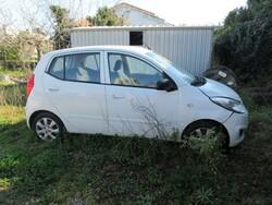 Hyundai I10 car - Lot 3 (Auction 6166)