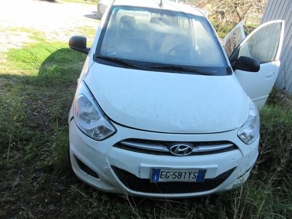 3#6166 Autovettura Hyundai I10 in vendita - foto 13