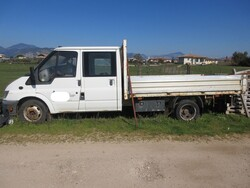 Ford Transit truck - Lot 6 (Auction 6166)