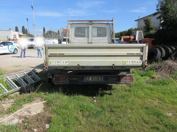 7#6166 Autocarro Iveco 35/E4 in vendita - foto 6
