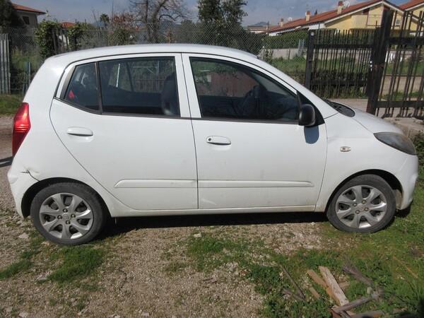 8#6166 Autovettura Hyundai I10 in vendita - foto 6