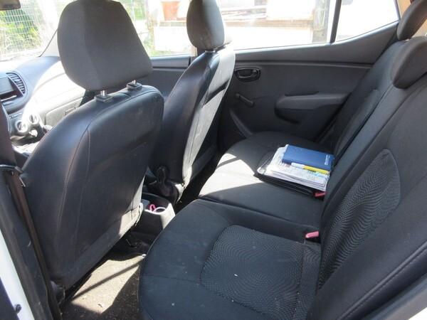 8#6166 Autovettura Hyundai I10 in vendita - foto 14