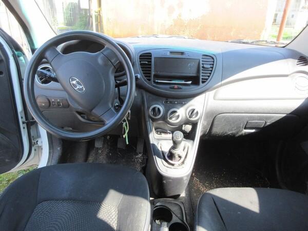 8#6166 Autovettura Hyundai I10 in vendita - foto 15