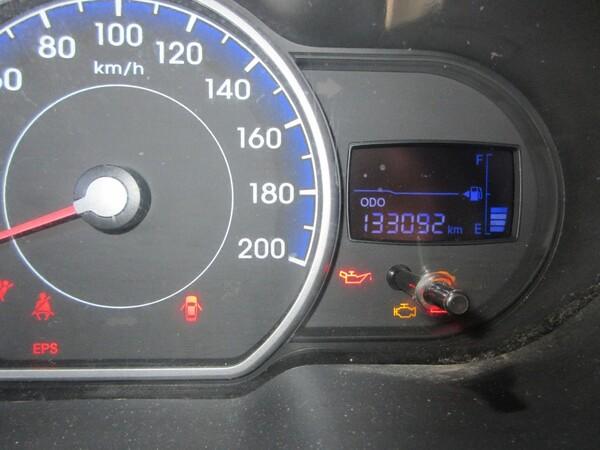 8#6166 Autovettura Hyundai I10 in vendita - foto 17