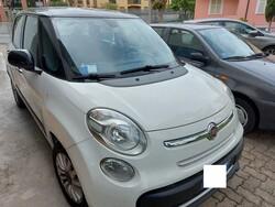 Autovettura Fiat 500L - Lotto 0 (Asta 6170)