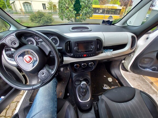 1#6170 Autovettura Fiat 500L in vendita - foto 16