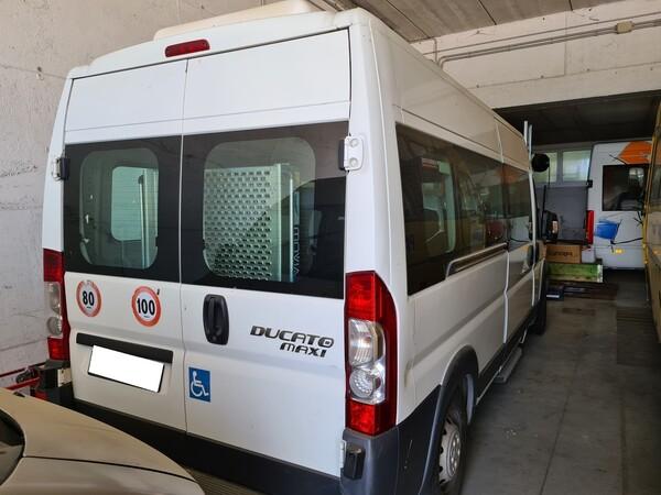 1#6173 Autobus 14 posti Fiat Ducato in vendita - foto 4