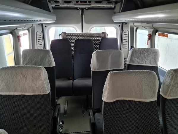 1#6173 Autobus 14 posti Fiat Ducato in vendita - foto 7