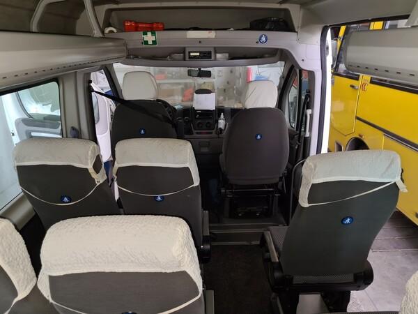 1#6173 Autobus 14 posti Fiat Ducato in vendita - foto 10