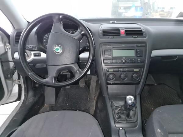 12#6173 Autovettura Skoda Octavia Diesel in vendita - foto 10