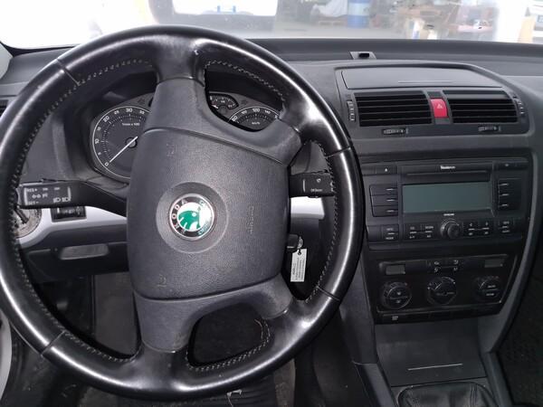 12#6173 Autovettura Skoda Octavia Diesel in vendita - foto 11