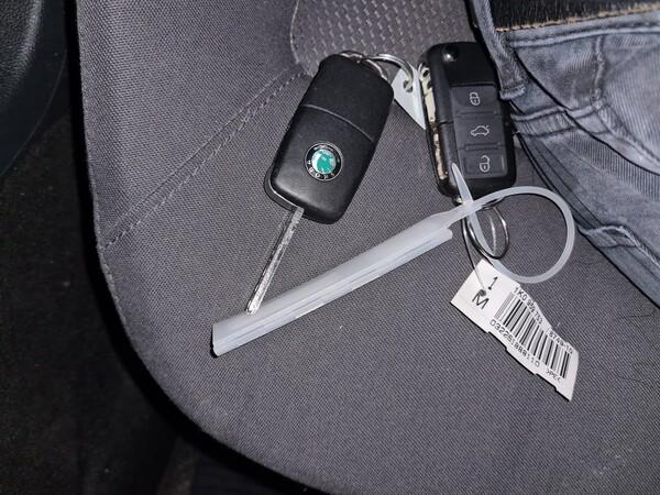 12#6173 Autovettura Skoda Octavia Diesel in vendita - foto 12