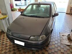 Autovettura Fiat Punto Diesel - Lotto 14 (Asta 6173)