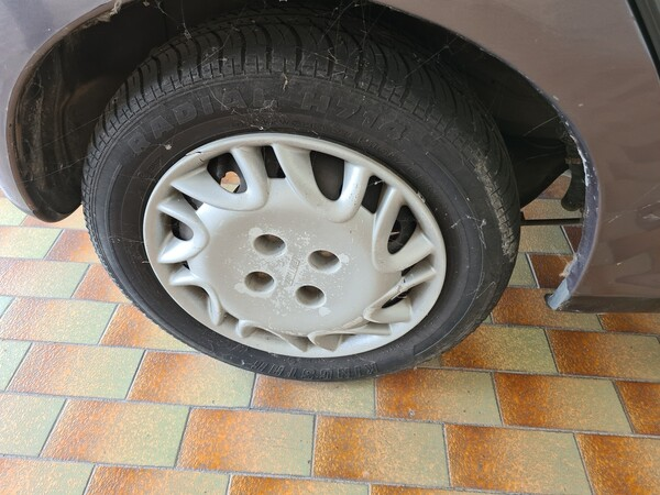 14#6173 Autovettura Fiat Punto Diesel in vendita - foto 7