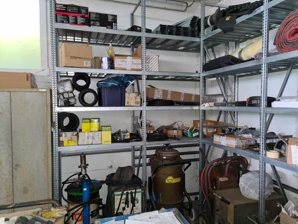 17#6173 Macchinari ed attrezzatura da officina in vendita - foto 1