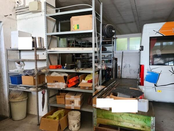 17#6173 Macchinari ed attrezzatura da officina in vendita - foto 2