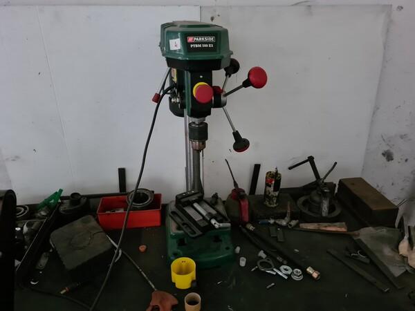17#6173 Macchinari ed attrezzatura da officina in vendita - foto 5