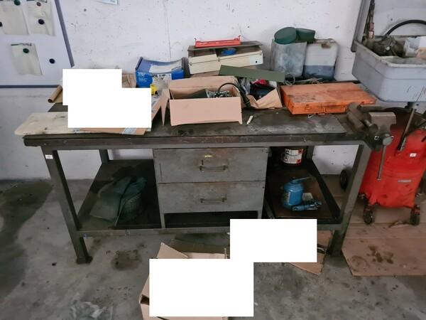 17#6173 Macchinari ed attrezzatura da officina in vendita - foto 6