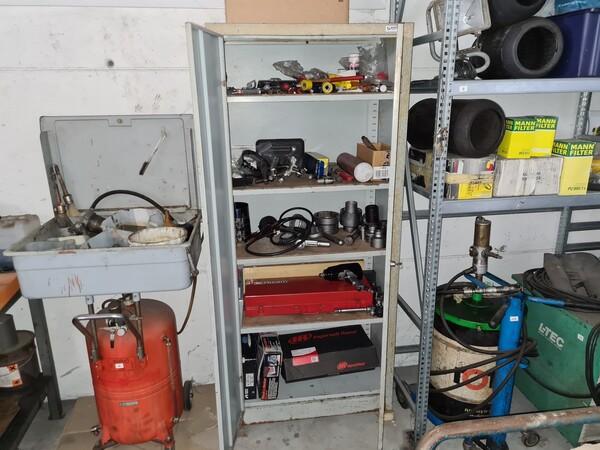 17#6173 Macchinari ed attrezzatura da officina in vendita - foto 8