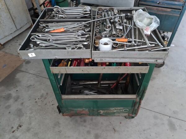 17#6173 Macchinari ed attrezzatura da officina in vendita - foto 9