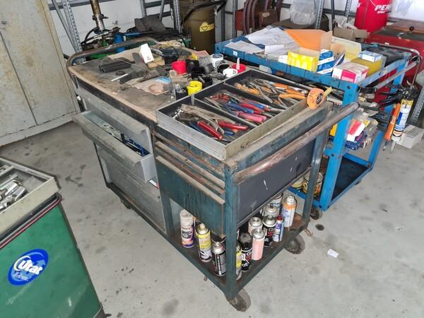 17#6173 Macchinari ed attrezzatura da officina in vendita - foto 10