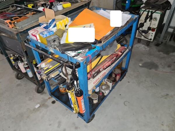 17#6173 Macchinari ed attrezzatura da officina in vendita - foto 11