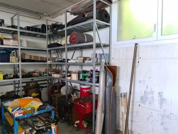 17#6173 Macchinari ed attrezzatura da officina in vendita - foto 16